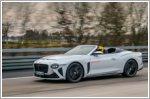Bentley Bacalar car zero begins final testing