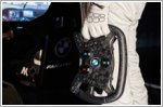 BMW reveals a gaming steering wheel from the same one used in its GT3 race cars