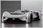 Ford and Team Fordzilla debut extreme virtual race car