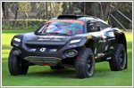 A new team, the Hispano Suiza Xite Energy Team, enters Extreme E