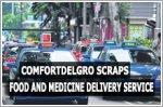 ComfortDelgro scraps food and medicine delivery service