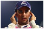 Sergio Perez moves to Red Bull, partnering with Max Verstappen for 2021
