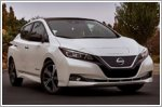 The Nissan Leaf, the first mass market electric car, reaches historic milestone