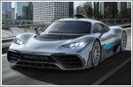 'After Work' with Lewis Hamilton and the Mercedes-AMG Project ONE