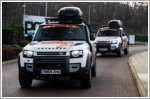 The new Defender's vital role in Land Rover's return to the 2021 Dakar Rally