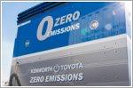 Toyota progresses towards making next generation fuel cell technology for trucks