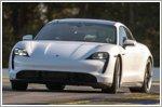 The Porsche Taycan sets an EV lap record at Road Atlanta