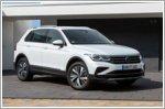Volkswagen unveils its Tiguan plug-in hybrid