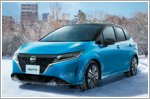 Nissan introduces the Note e-POWER AWD