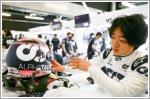 Scuderia AlphaTauri Honda has a new young driver