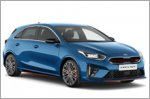 Kia announces technology and engine upgrades for the 2021 Ceed range