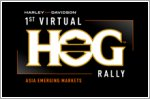 Harley Davidson's first virtual H.O.G rally a success