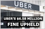 Uber's appeal over anti-competitive Grab merger dismissed, $6.58m fine upheld