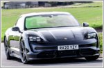 Porsche achieves a robust level of deliveries in a turbulent 2020