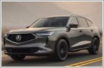 Production of the 2022 Acura MDX begins in Ohio
