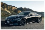Lexus introduces the 2021 LC500 Inspiration Series