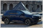 DS Automobiles reveals the DS7 Crossback Lourve