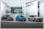 Audi more than fulfils it CO2 fleet targets in Europe for 2020