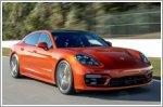 The Porsche Panamera Turbo S sets a new lap record at Road Atlanta