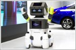 Hyundai unveils its DAL-e robot intended for automated customer services