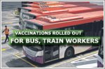 Land transport workers to be offered vaccinations from 25 January