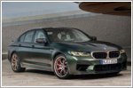 BMW unveils the most powerful M car yet: The M5 CS