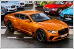 80,000th made-to-order Continental GT leaves Crewe factory