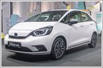 New Honda Jazz launched in Singapore