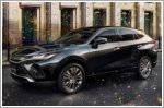 The Toyota Harrier arrives in Singapore