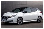Nissan celebrates 10 years of the Leaf
