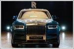 The Rolls Royce Phantom 'Iridescent Opulence'