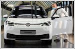 Production of the Volkswagen ID.3 begins at Volkswagen's Transparent Factory