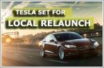 Tesla set for Singapore relaunch