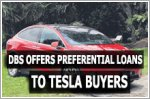 DBS to offer preferential loans to Tesla buyers