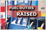 Fuel duty to be raised with immediate effect