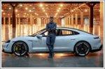 Porsche sets a new indoor land speed record