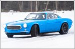 Back to basics with the Volvo P1800 Cyan