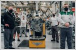 The first customer Bentley Bacalar engine completes testing