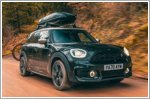 The MINI Clubman and Countryman Shadow Edition