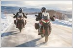Ducati Multistrada V4 makes expedition to the Arctic Circle