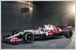 Alfa Romeo Racing Orlen reveals its 2021 car, the C41
