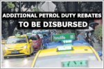 Additional petrol duty rebates for active taxi and PHC drivers to be disbursed