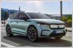 The Skoda Enyaq iV leads the field with a superb drag coefficient