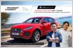 sgCarMart and Jaguar will go live