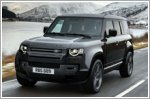 Land Rover introduces the Defender V8, the most powerful Defender ever made