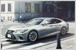 The Lexus LS and LC Convertible now available in Singapore
