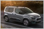 Citroen adds to its electric lineup with the new e-Berlingo