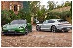 The new Porsche Taycan Cross Turismo