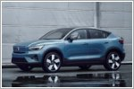 The Volvo C40 Recharge coupe crossover launches a new era for the brand