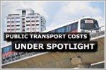 Public transport subsidies under the spotlight in budget debate